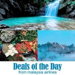Mas Airlines Domestic Deals Of The Day Promotion From RM60