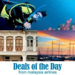 Mas Airlines Deals Of The Day Promotion (Jan – Mar 2015)