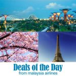 Mas Airlines International Deals Of The Day Promotion