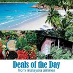 Mas Airlines Domestic Deals Of The Day Promotion From RM74