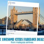 Mas Airlines 7 Awesome Cities Fabulous Deals