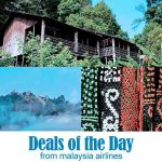Malaysia Airlines Deals Of The Day Promotion