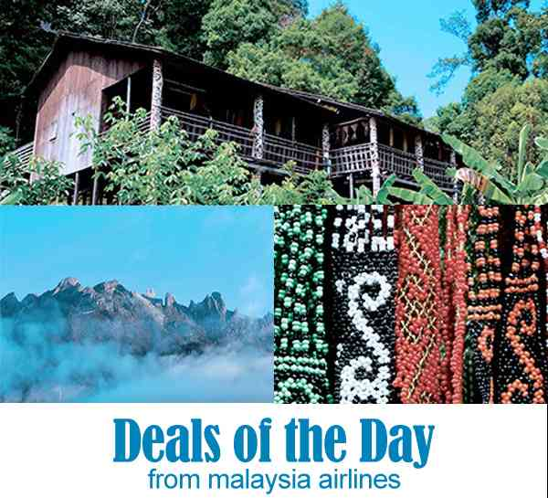Mas Airlines Deals of The Day (Jul-Oct)