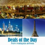 Malaysia Airlines Deals Of The Day Sale