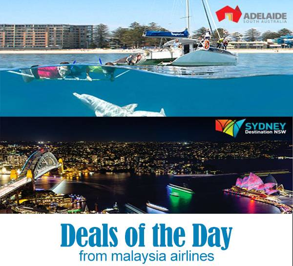 Mas Airlines April Deals Of The Day 2016