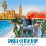 Mas Airlines London, Perth and Domestic Promotion