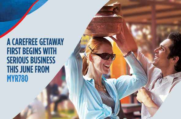 Mas Airlines Half Price Off Business Class Promotion