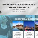 Mas Airlines International Deals From RM719