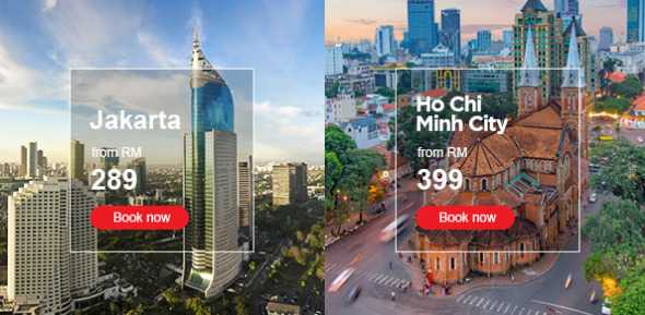 Malaysia Airlines Life With Adventure Promotion