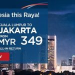 Mas Airlines More Flights to Indonesia Sale