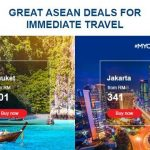 Mas Airlines Great Asean Deals