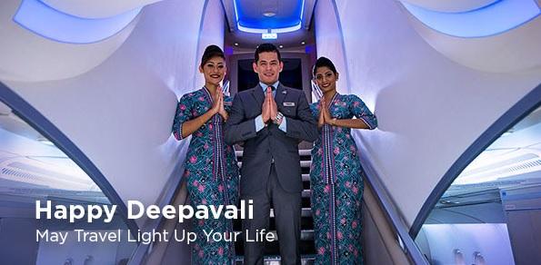 Mas Airlines Deepavali Deals 2017