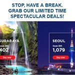 Mas Airlines Limited Time Spectacular Deals