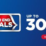 Mas Airlines 30% Off Year End Deals