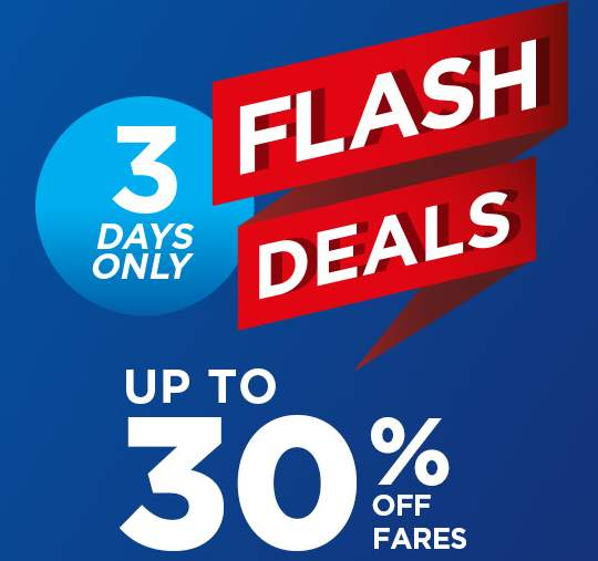 Malaysia Airlines Limited Time Offer 30 Off