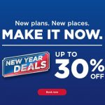 Mas Airlines New Year Deals 2018